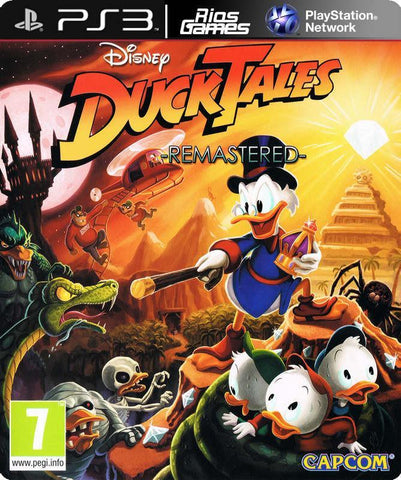 RiosGames PS3 DuckTales: Remastered