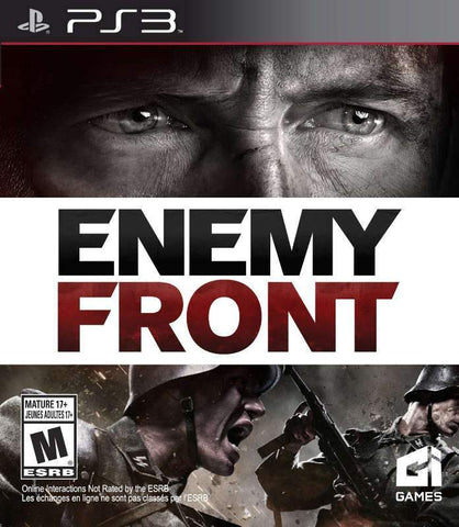 RiosGames PS3 Enemy Front