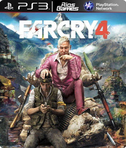 RiosGames PS3 Far Cry 4