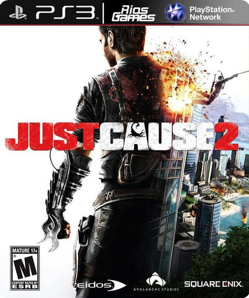 RiosGames PS3 Just Cause 2