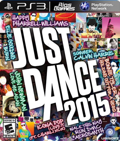 RiosGames PS3 Just Dance 2015