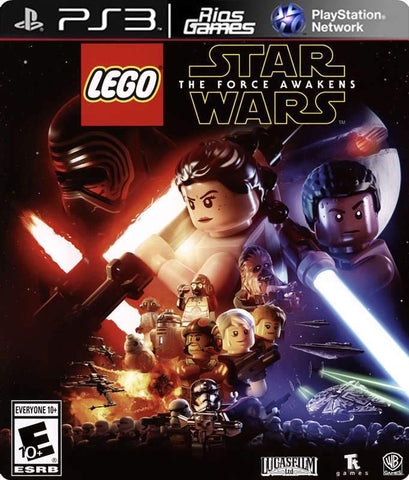 RiosGames PS3 LEGO Star Wars The Force Awakens