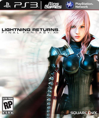 RiosGames PS3 Lightning Returns: FF XIII