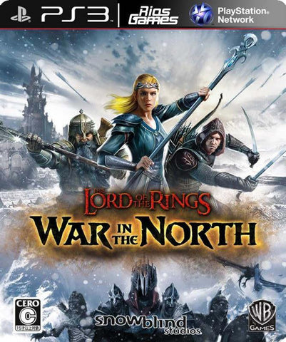 RiosGames PS3 Lord of the Rings: War in the North