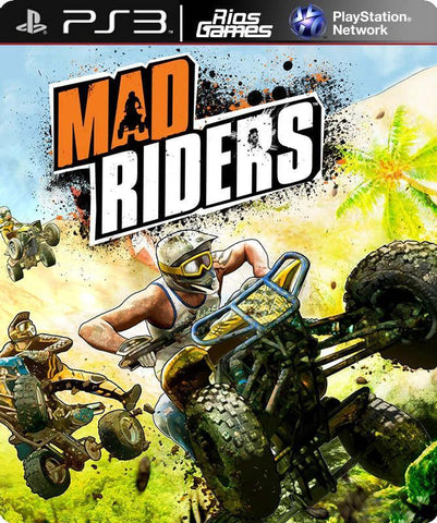 RiosGames PS3 Mad Riders