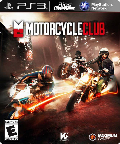RiosGames PS3 Motorcycle Club