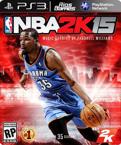 RiosGames PS3 NBA 2k15