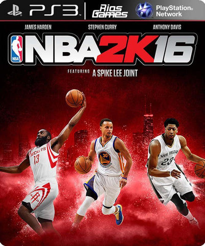 RiosGames PS3 NBA 2k16