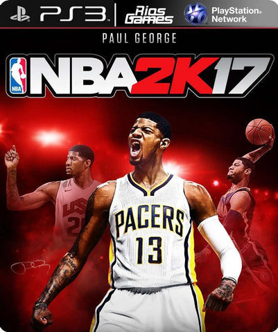 RiosGames PS3 NBA 2k17