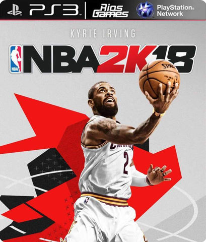 RiosGames PS3 NBA 2K18