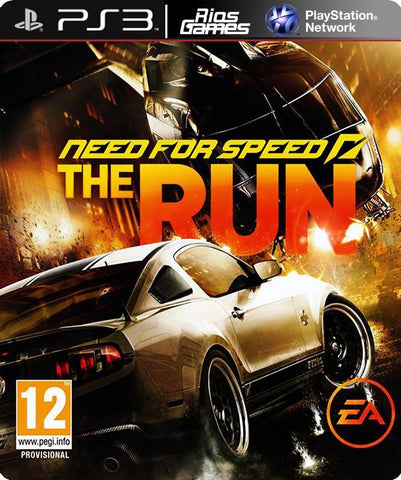 RiosGames PS3 Need for Speed The Run
