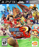 RiosGames PS3 ONE PIECE Unlimited World Red