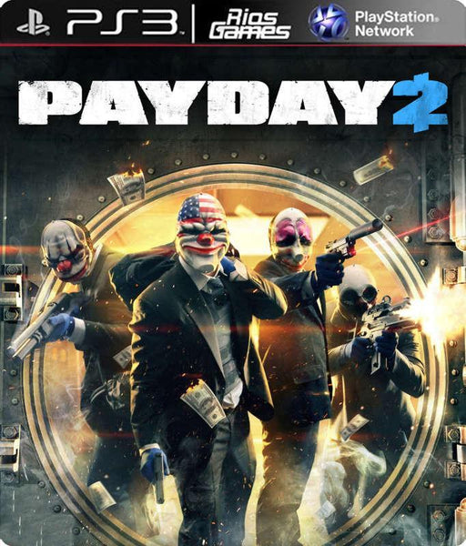 RiosGames PS3 Payday 2