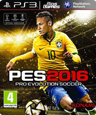 RiosGames PS3 Pro Evolution Soccer 2016