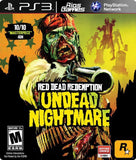 RiosGames PS3 Red Dead Redemption + Undead Nightmare