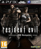 RiosGames PS3 Resident Evil HD Remaster