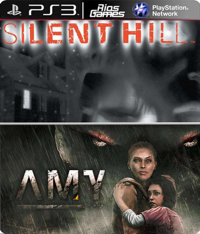 RiosGames PS3 Silent Hill + AMY