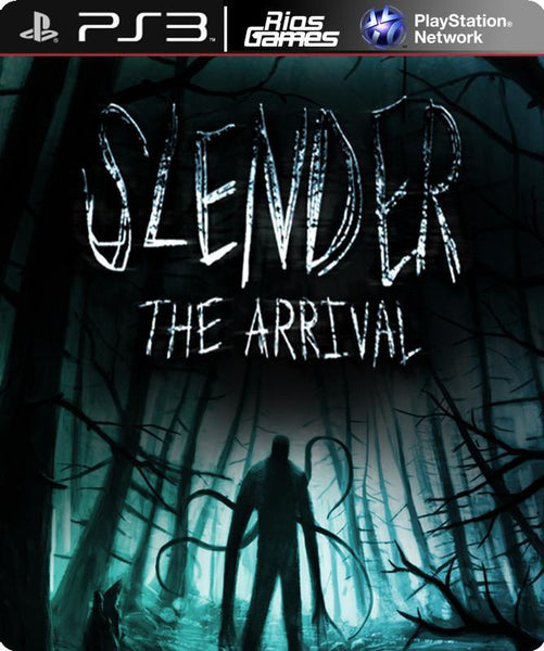 RiosGames PS3 Slender: The Arrival