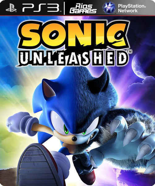 RiosGames PS3 Sonic Unleashed