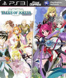 RiosGames PS3 Tales of Xillia + Tales of Grace