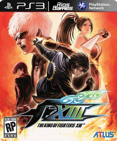 RiosGames PS3 The King of Fighters XIII