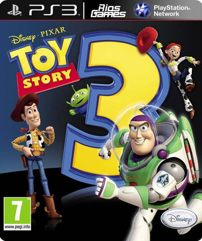 RiosGames PS3 Toy Story 3
