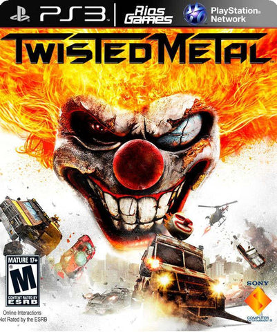 RiosGames PS3 Twisted Metal