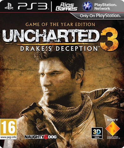 RiosGames PS3 Uncharted 3