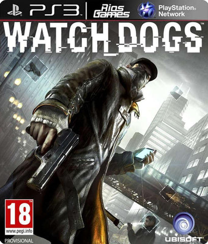 RiosGames PS3 Watch Dogs