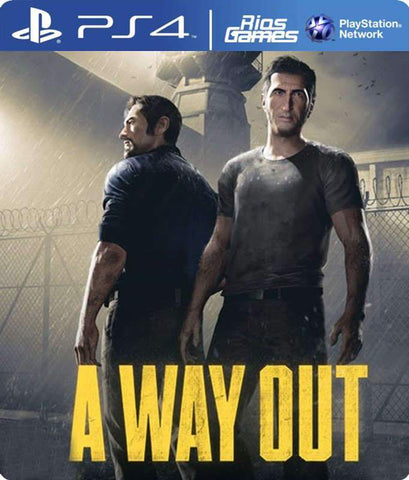 RiosGames PS4 A Way Out