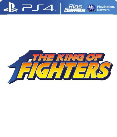 RiosGames PS4 ACA NEOGEO THE KING OF FIGHTERS 94,95,96,97,98