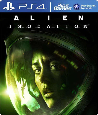 RiosGames PS4 Alien Isolation