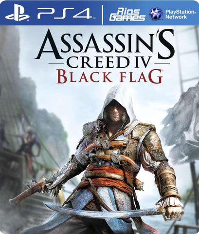 RiosGames PS4 Assassin's Creed IV Black Flag