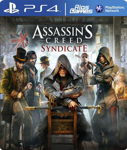 RiosGames PS4 Assassin's Creed Syndicate