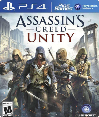 RiosGames PS4 Assassin's Creed Unity