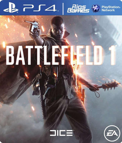 RiosGames PS4 Battlefield 1