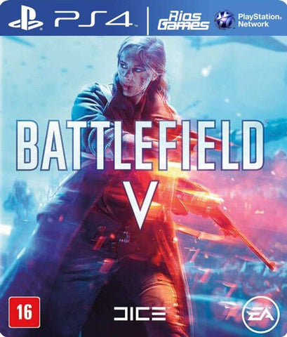 RiosGames PS4 Battlefield  V