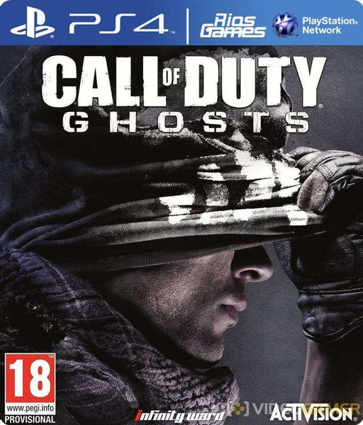 RiosGames PS4 Call of duty Ghosts