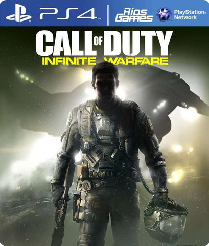 RiosGames PS4 CALL OF DUTY INFINITE WARFARE