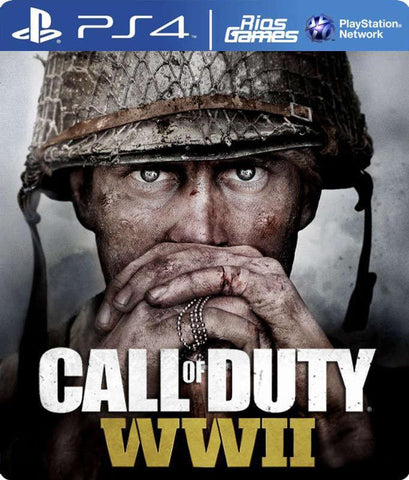 RiosGames PS4 Call of Duty: WWII