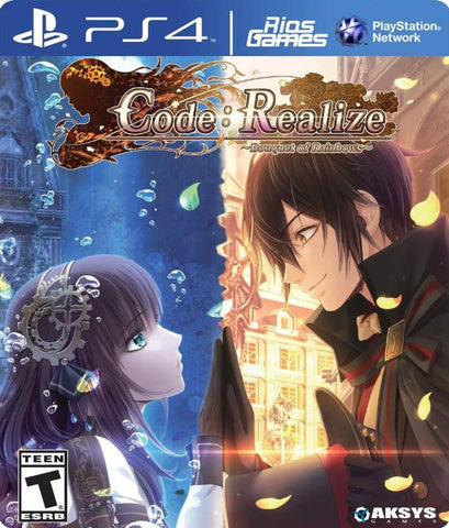 RiosGames PS4 Code: Realize - Bouquet of Rainbows
