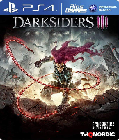 RiosGames PS4 Darksiders III