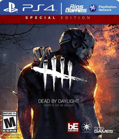 RiosGames PS4 Dead by Daylight: Special Edition