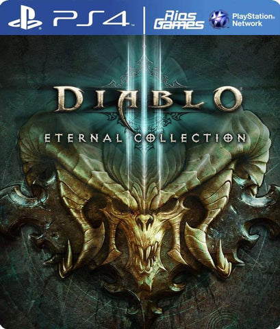 RiosGames PS4 Diablo III: Eternal Collection