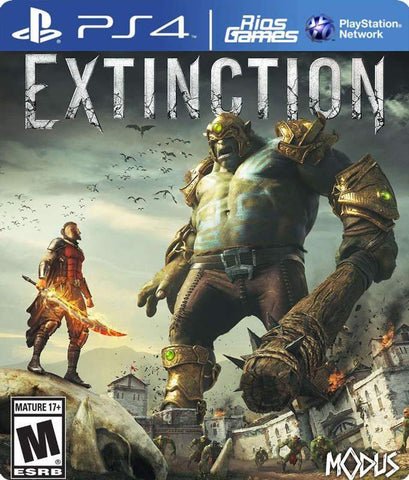 RiosGames PS4 Extinction
