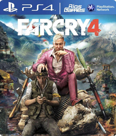 RiosGames PS4 Far Cry 4