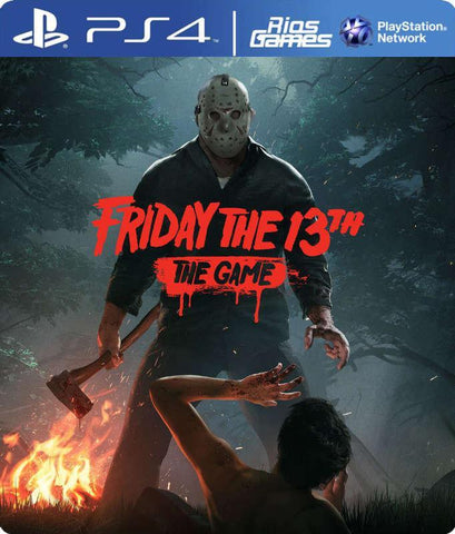 RiosGames PS4 Friday the 13th: The Game