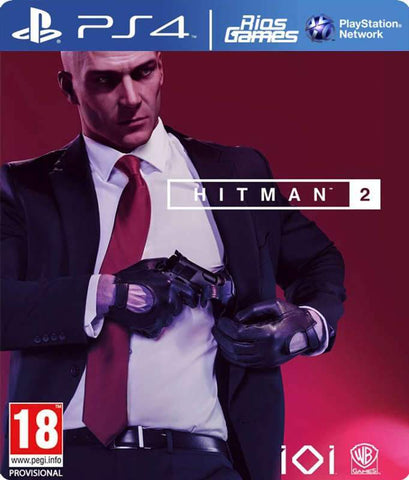 RiosGames PS4 HITMAN 2