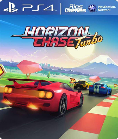RiosGames PS4 Horizon Chase Turbo