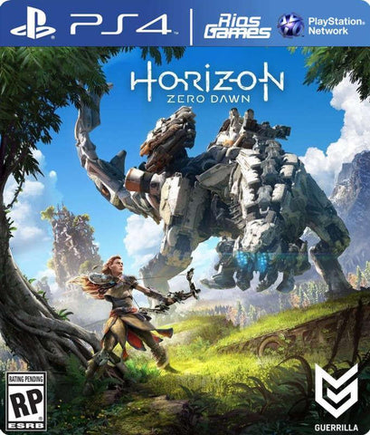 RiosGames PS4 Horizon Zero Dawn